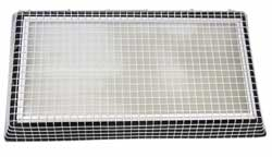Fluorescent Light Lights Lighting Cage Protector Protection against damage and vandalism