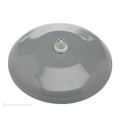 "12"" Farm Light Screws into any porcelain light socket"
