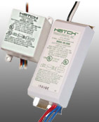 Hatch Fluorescent Ballast Ballasts Hatch offers a full line of Fluorescent Ballasts for Compact and Linear applications.