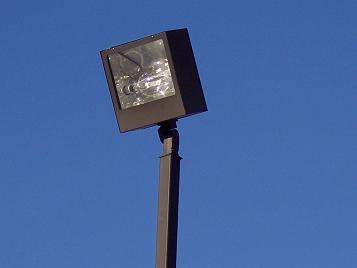 adjustable parking lot flood light lights lighting the 1 light. Black Bedroom Furniture Sets. Home Design Ideas