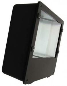 Large Flood Light Floodlight Metal Halide Pulse Start Slipfitter Slip Fitter Adjustable Swivel Bracket 250w 320w 400w